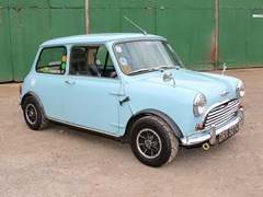 Navigate to Lot 254 - 1963 Morris Mini Cooper S (Recreation Racer)