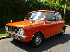 Navigate to Lot 312 - 1972 Austin Mini Clubman