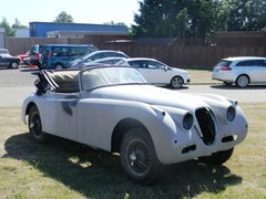 Navigate to Lot 280 - 1960 12947 XK150SE Drophead Coupé Restoration