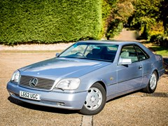 Navigate to Lot 206 - 1994 Mercedes-Benz S600
