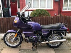 Navigate to Lot 109 - 1984 BMW R80 - R100 RT Specification