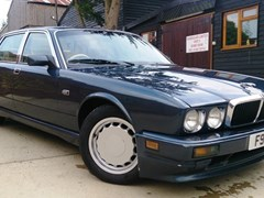 Navigate to Lot 338 - 1989 Jaguar XJR Saloon (3.6 litre)