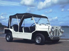 Navigate to Lot 195 - 1969 Austin Mini Moke