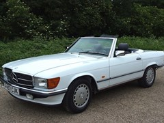 Navigate to Lot 333 - 1988 Mercedes-Benz 300 SL