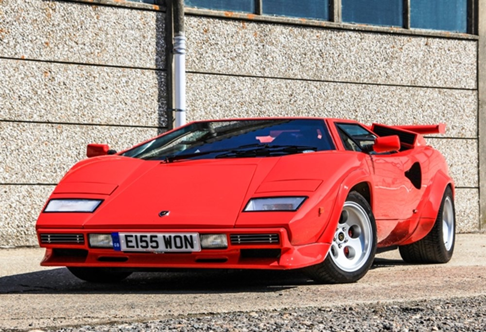 Lot 322 - 2014  Lamborghini Countach 5000 QV by Mirage