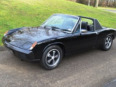 Navigate to Lot 229 - 1975 Porsche 914 Targa