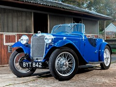 Navigate to Lot 225 - 1935 Singer Nine Le Mans 'Speed'