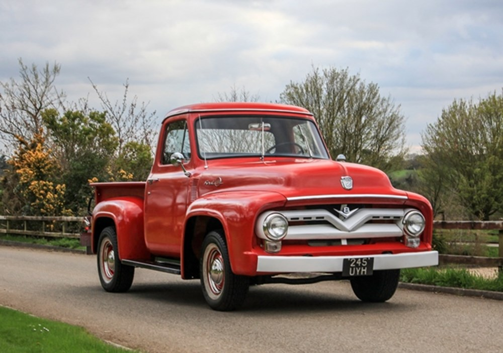 Lot 285 - 1955 Ford F100 Pick-up