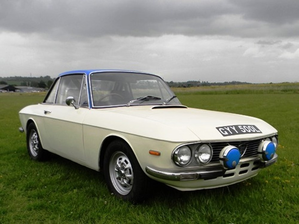 Lot 288 - 1972 12963 Fulvia Competition