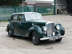 Navigate to Lot 269 - 1951 Bentley Mk. VI