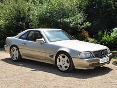 Navigate to Lot 252 - 1992 Mercedes-Benz 300 SL Roadster *WITHDRAWN*