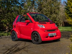 Navigate to Lot 174 - 2006 Smart Fortwo Convertible Brabus Red Edition