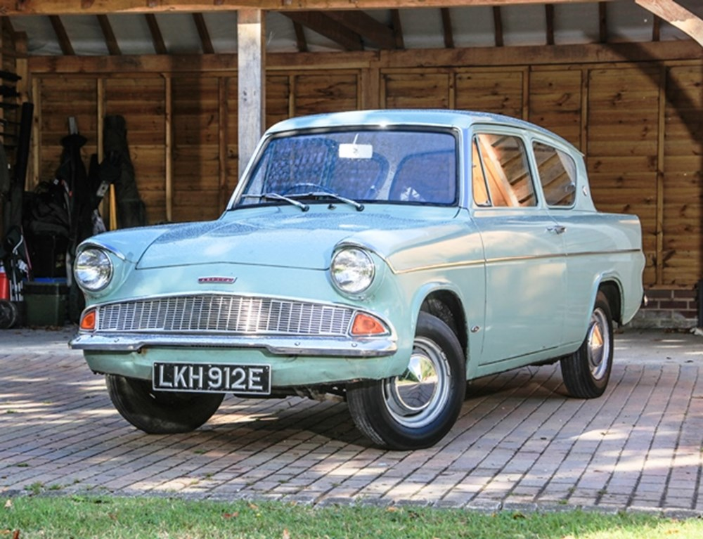 Lot 239 - 1967 Ford Anglia DeLuxe