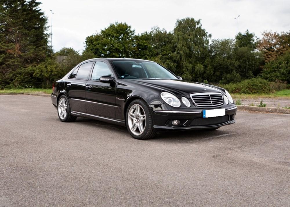 Lot 241 - 2003 Mercedes-Benz E55 AMG