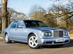 Navigate to Lot 191 - 2003 Bentley Arnage T