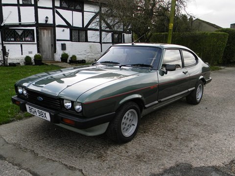 1981 Ford Capri 2 8 Litre Injection