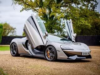 Ref 108 2016 McLaren 570S