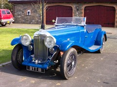 Navigate to Lot 168 - 1935 Lagonda M45 Rapide