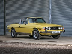 Navigate to Lot 242 - 1973 Triumph Stag