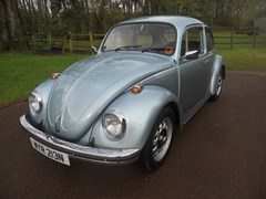 Navigate to Lot 236 - 1974 Volkswagen Beetle 1300