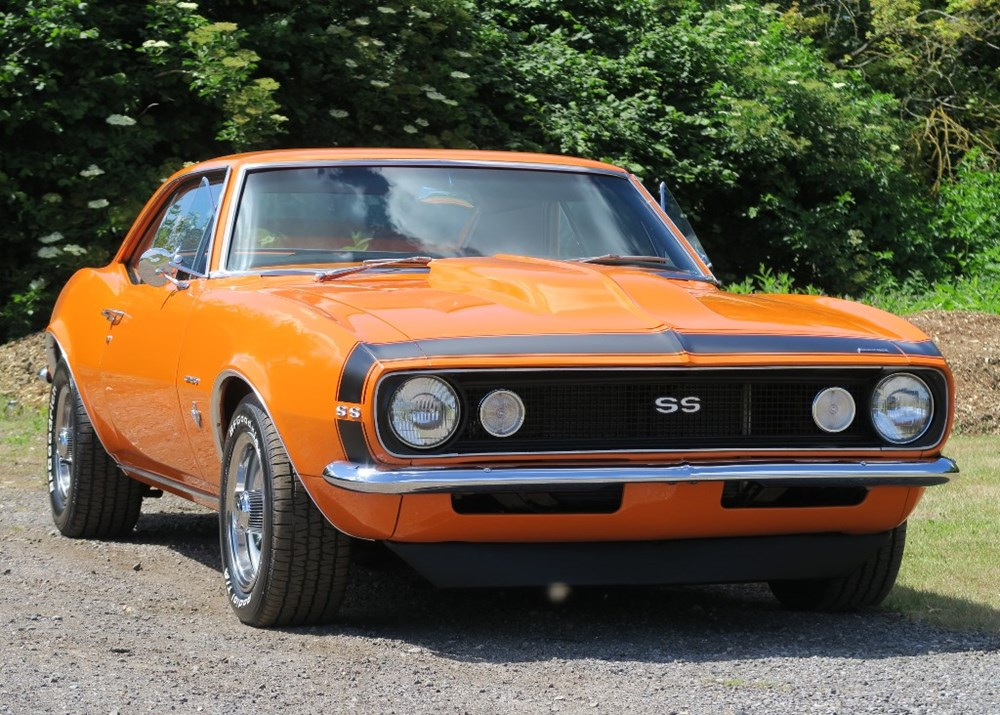 Lot 272 - 1967 Chevrolet Camaro