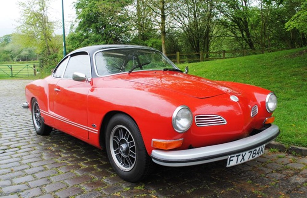 Lot 418 - 1971 Volkswagen Karmann Ghia