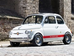 Navigate to Ref 14 1970 Fiat Abarth 595S Recreation