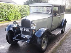 Navigate to Lot 106 - 1930 Citroën AC 4