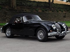 Navigate to Lot 176 - 1958 Jaguar XK150SE Drophead Coupé