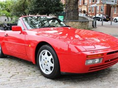 Navigate to Lot 323 - 1992 Porsche 944 S2 Cabriolet *WITHDRAWN*