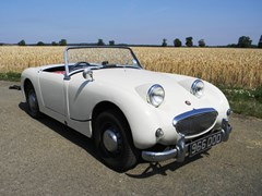 Navigate to Lot 234 - 1960 Austin-Healey Frogeye Sprite