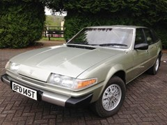 Navigate to Lot 286 - 1978 Rover SD1