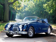 Navigate to Lot 277 - 1959 Jaguar XK150 Drophead Coupé to S-Specification