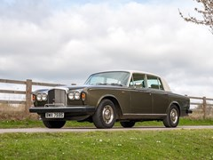 Navigate to Lot 118 - 1977 Bentley T2 Saloon