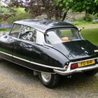 1971 Citroen DS 21 Pallas -