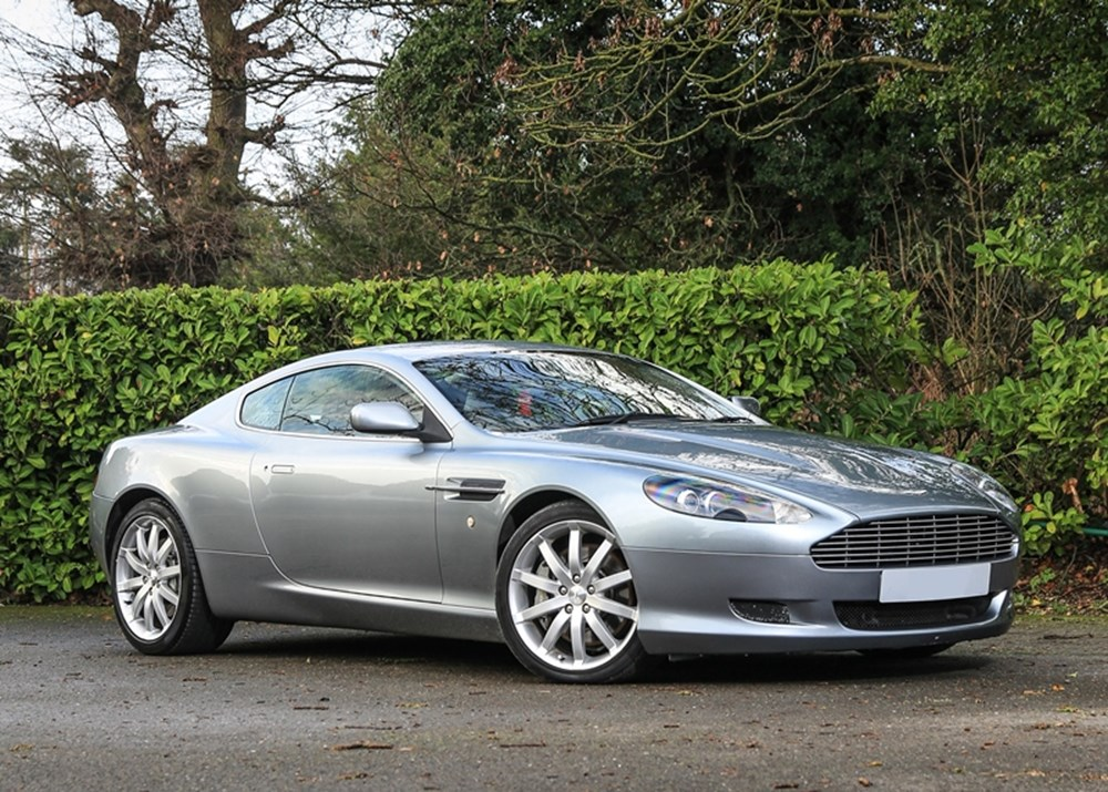Lot 237 - 2005 Aston Martin DB9 Coupé