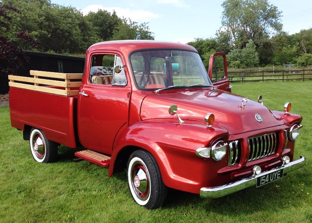 Lot 191 - 1961 Bedford J.O. Pick-Up