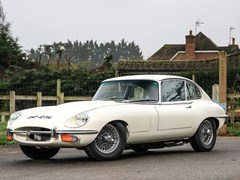 Navigate to Lot 259 - 1969 Jaguar E-Type Series II 2+2 Fixedhead Coupé