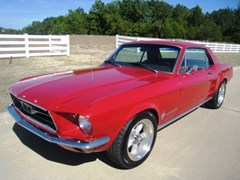 Navigate to Lot 302 - 1967 Ford Mustang Coupé