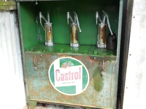 Castrol Oil Pumps