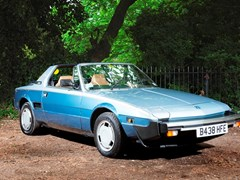 Navigate to Lot 279 - 1984 Bertone X19