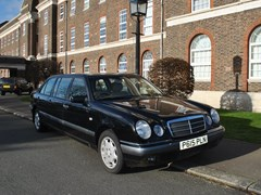 Navigate to Lot 347 - 1996 Mercedes-Benz E320 Elegance Limousine