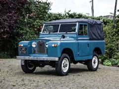 Navigate to Lot 126 - 1967 Land Rover Series II Soft Top (88'')