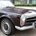 1970 Mercedes Benz 280SL -