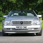 Ref 39 1998 Mercedes-Benz SL 320 Roadster -