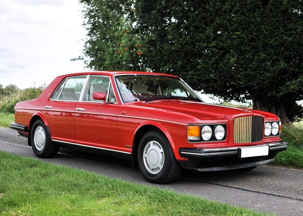 Lot 150 - 1988 Bentley  Turbo R