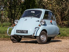 Navigate to Lot 232 - 1959 BMW Isetta 300