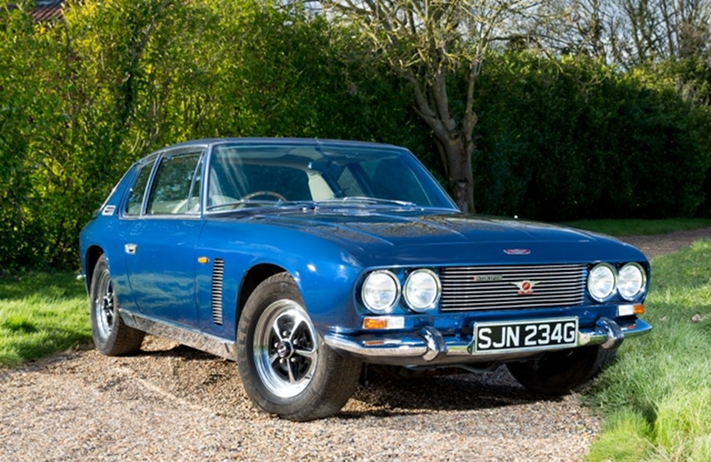 Lot 243 - 1968 Jensen Interceptor Series I