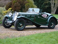 Navigate to Lot 267 - 1938 Triumph Dolomite Straight Six/Eight Honour