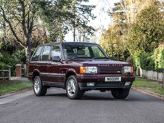 Navigate to Lot 220 - 1995 Range Rover HSE Autobiography (4.6 litre)